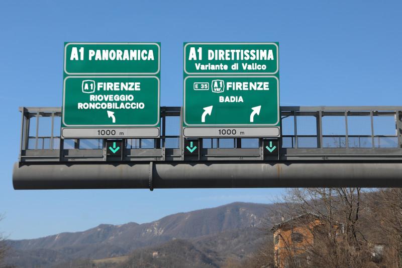 Trasporti nel Centro Italia