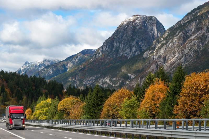 Trasporto merci Austria